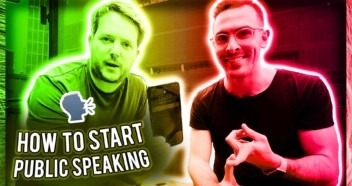 How To Get Paid Public Speaking Gigs w/ Chris Riddell