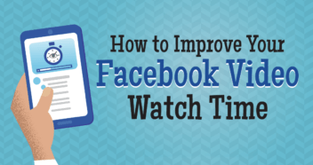 facebook video watch time