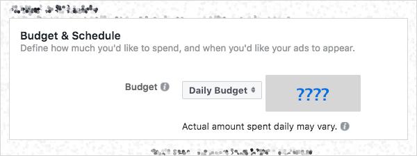 facebook ad cost 2