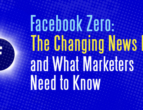 Facebook News Feed Changes: What Marketers Need to Know