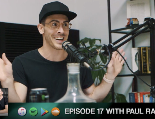 Amplify Your Business Podcast – Paul Ramondo on Passion, Excitement & Having an Absolute Blast at Work
