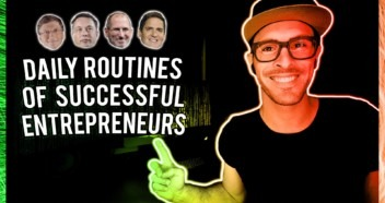 daily routine for entrepreneurs