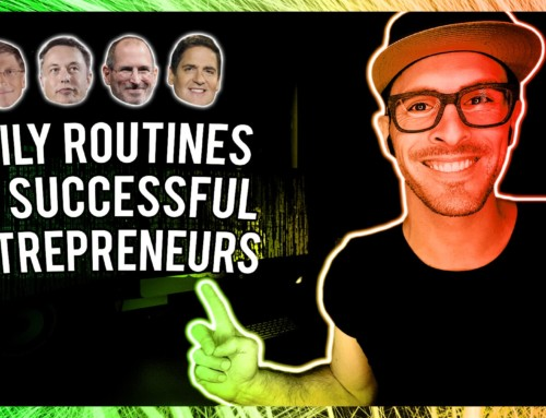 Daily Routine For Entrepreneurs + Productivity Hacks