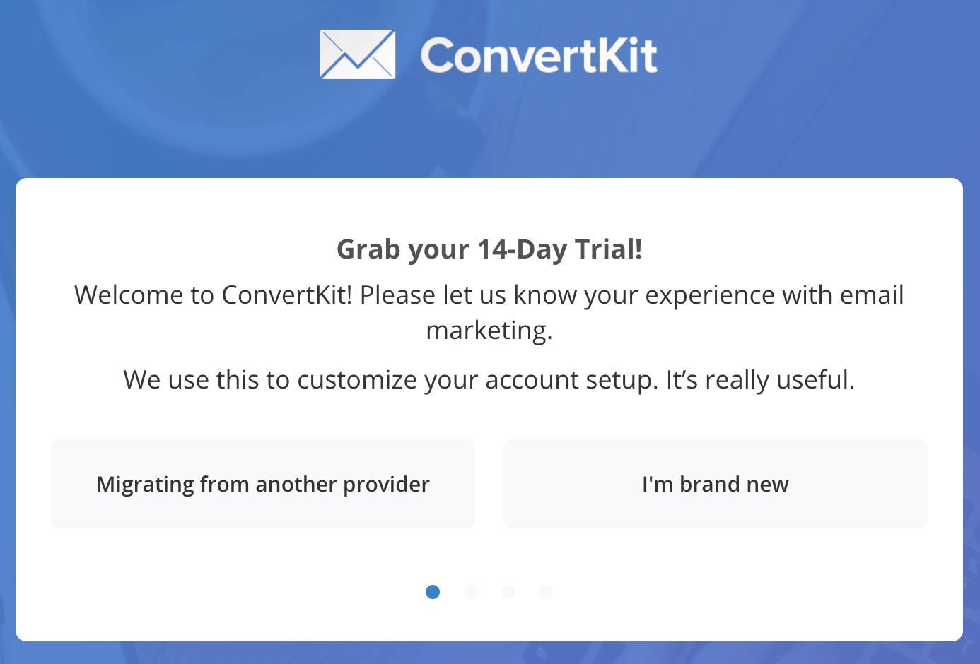 ConvertKit Review free trial