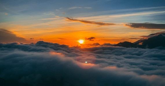 Mount Batur Volcano Sunrise Hike | Bali Vlog 2019