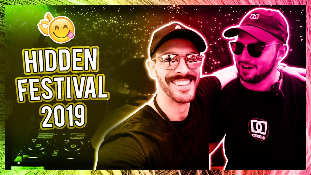 HIDDEN FESTIVAL 2019 *behind the scenes*