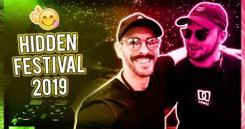 HIDDEN FESTIVAL 2019 *behind the scenes*