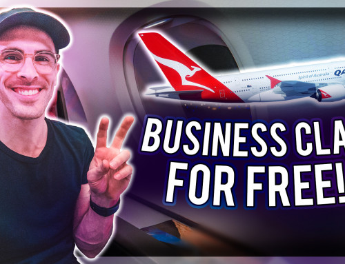 HOW TO GET BUSINESS CLASS FOR FREE