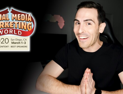 See Me Speak @ Social Media Marketing World 2020