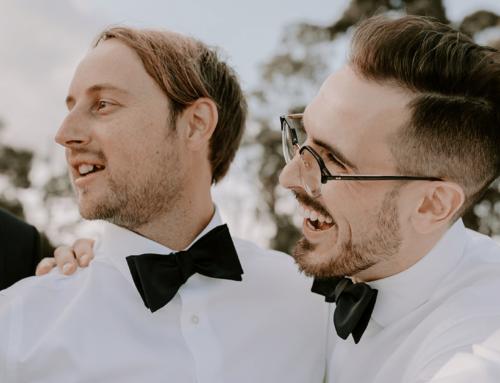 ONE TESLA AND A WEDDING